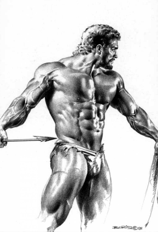 Woman nude bodybuilding hentia scenes